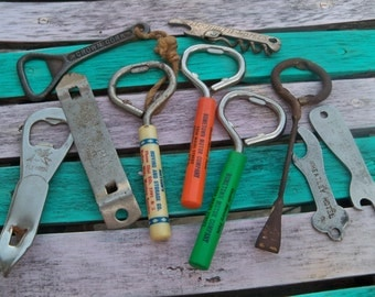 10 can opener old old fun odds and ends nostalgic pieces