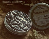 Cellulite Buffer Scrub organic and natural scrub from Herbal collection 5 oz. SALE, was 13