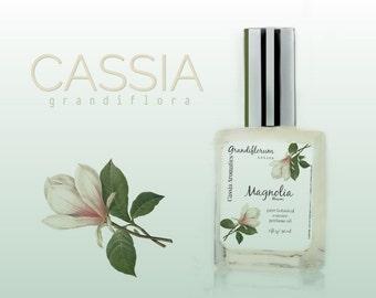 Magnolia Grandiflora Botanical Perfume Oil 1 oz all natural