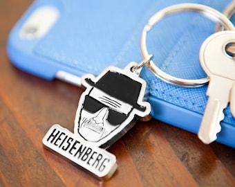 Heisenberg Keychain Inspired by Breaking Bad