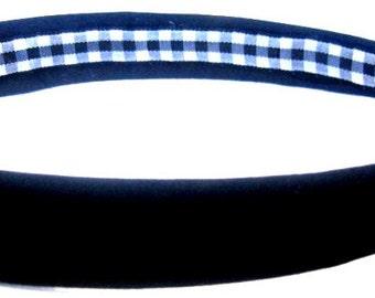 Black Headband 3/4 Inch