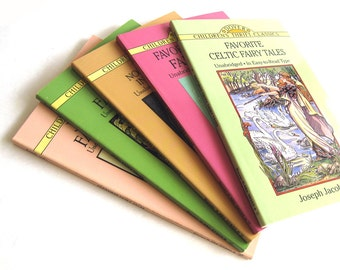 Fairy Tales From Many Lands, Vintage Fairy Tale Books, Celtic Fairy Tales, Irish Fairy Tales, Russian Fairy Tales, North American Legends