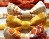 Little and Big Guy BOW TIE - Sorbet Collection - (Newborn-Adult) - Baby Boy Toddler Teen Man - Summer Spring Easter