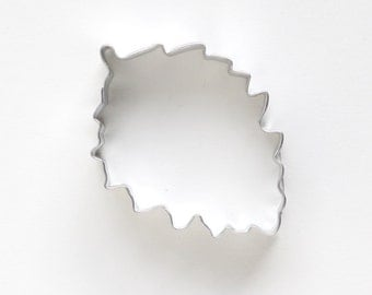 Pinecone Cookie Cutter, Woodland Party, Christmas Cookie Cutter
