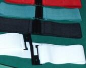 Cinch belt ,Wide elastic stretch corset belt, cinch belt ,White belt,Turquoise belt, Black belt,Red Belt 24 to 29 inch, Belt,Wide belt,