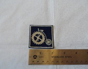 Gear Farthing Patch