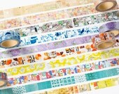 New-Japanese Washi Masking Tape - Little Path / Chamil Garden Vol.5 (Choose one)