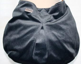 Hobo Bag - Velvety Blue
