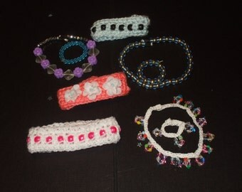 jewelry collection for 18 inch doll - shop closing on the 31st