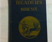 The Elson Readers Book Six Copyright 1920 by Scott, Foresman and Company
