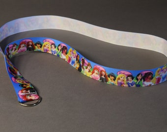Disney Princesses Lanyard