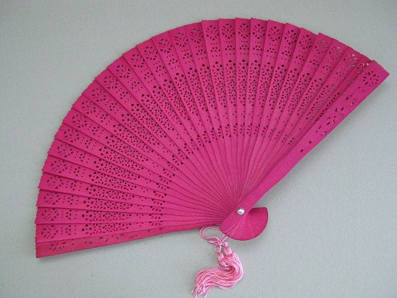 Hand Fan Home Decor Wall Fan Color Fan Wall Decor Wood Fan