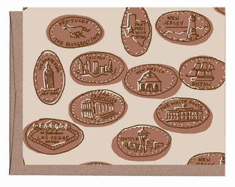 Smashed Pennies 6pack