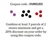 Coupon code FAMILIES - Information listing only