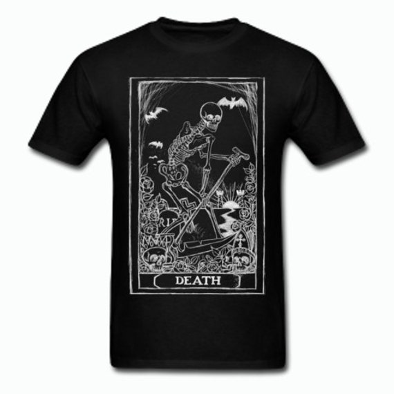 Death Card Tarot Tee