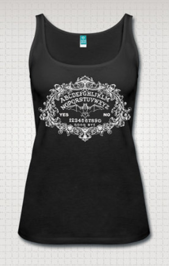 Witch Board tank top