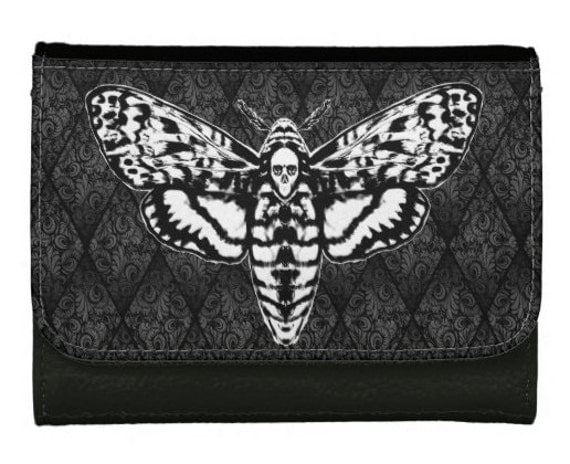 Death Moth Wallet