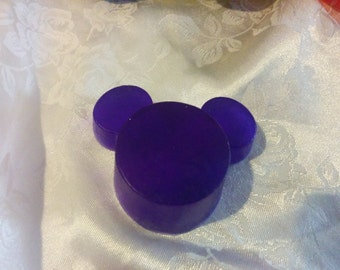 Mickey Mouse Soap Favors---Different Quantities/Colors/Scents To Pick From