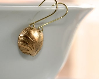 Etched Jewelry * Nature Earrings * Palm Tree * Palm Print * Metalwork Earrings * Metalwork Jewelry * Etched * Nature Jewelry.......*Sly Guy*