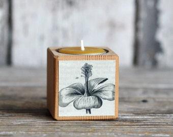 Botanical Candleblock: No. 4, Cobblestone Fig. 13 - by Peg and Awl