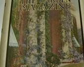 Vintage/Antique The Garden Magazine, March, 1914, Gardeners Information, Advertisements