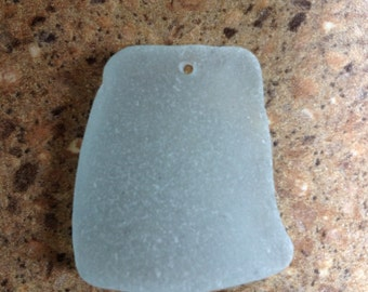 "Genuine Maine Sea Glass ""Blue"" (item # 203)"