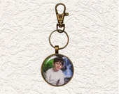 Key Chain Personalized Photo Key Chain Bronze Buy 3 Get 1 Free Of Equal Or Lesser Value 002PKC