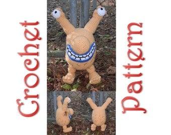Krumm a Crochet Pattern by Erin Scull