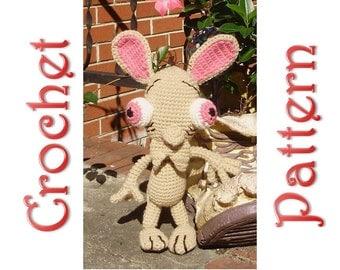 Ren a Crochet Pattern by Erin Scull