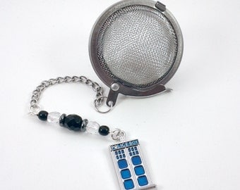 Doctor Who Tea Infuser - Enamel