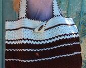 Mint Beach/Market Bag