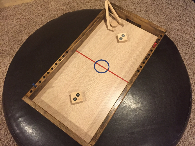 Vintage table hockey -  Zoom