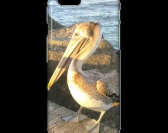 IPhone Case - Brown Pelican