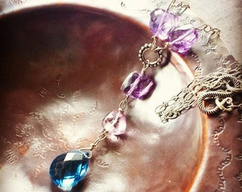 WATERCOLORS Necklace