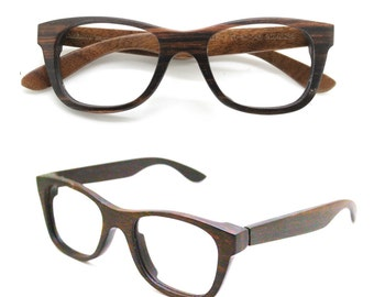 WALKER2012 handmade ebony wooden TAKEMOTO sunglasses glasses