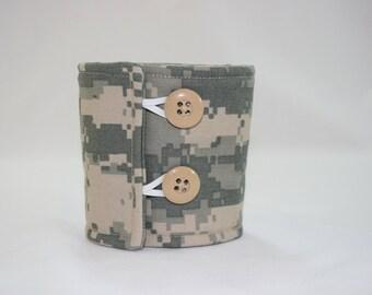 US Army ACU Can Cozy Sleeve
