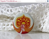 35% OFF Russian Princess, Beautiful vintage pin from USSR, 70s