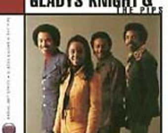 Gladys Knight And the Pips CD Anthology 1995 2 Discs Motown R&B