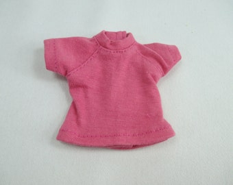 Handmade outfit for Blythe Dal doll  Tee shirt T-68