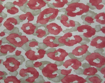 LEOPARD designer multipurpose home decor COTTON fabric