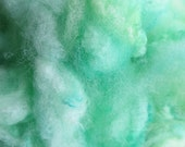 Cormo  Wool / Dyed / Washed / Spinning Wool / 1 oz.
