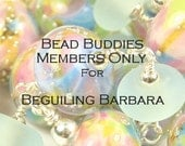 Bead Buddies - Barbara