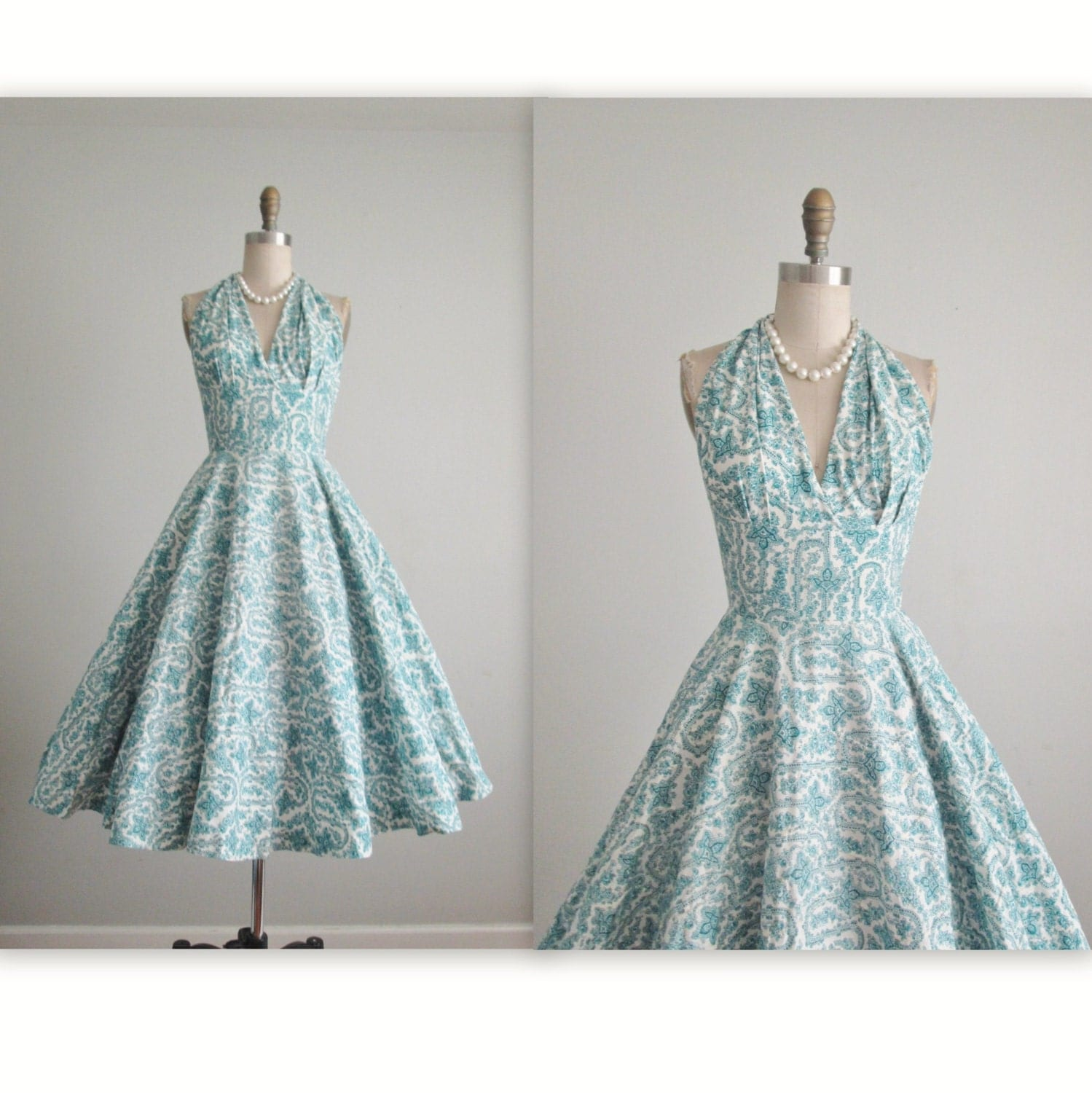 Fantastic Vintage Garden Party Dresses Collection - All Wedding ...