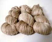 hand dyed yarn, hand painted yarn, handdyed yarn, silk merino, Turbinado