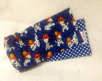 Male Dog Belly Band Diaper Pet Wrap Britches  Firefighter Doggies Custom Sizes To 30 Inches