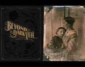Beyond the Dark Veil ~ VHTF Post Mortem Photography Book ~ Signed