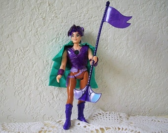 Action Figure DRAKE from Princess Gwenevere and the Jewel Riders, 1995.