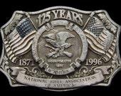 1996 NRA Belt Buckle NEW in Package