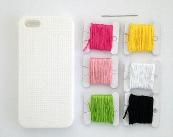 Stitchable iPhone 5/5s/5c Case Kit