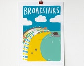 A4 Broadstairs Print